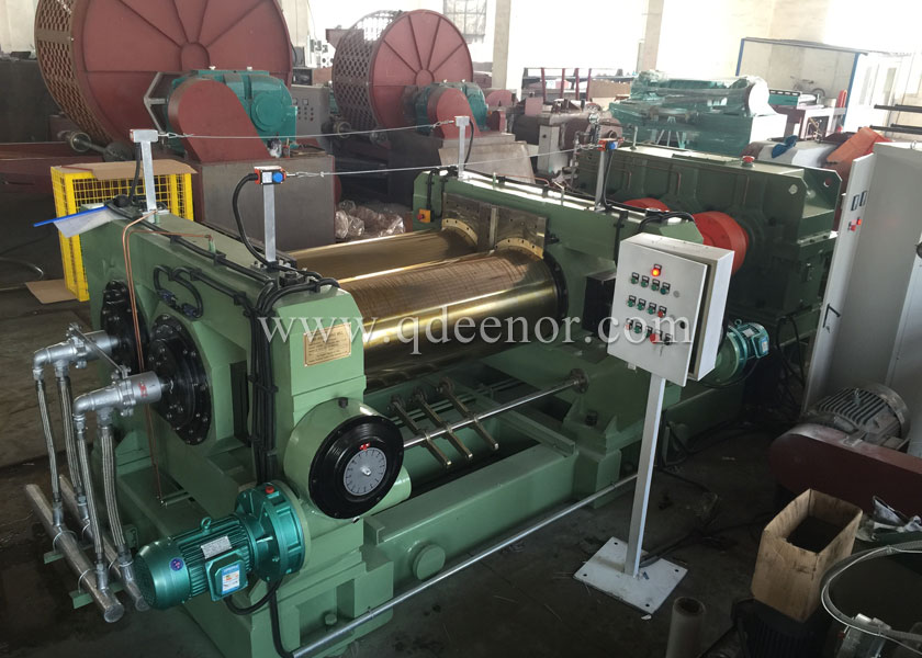 XK-550B Open mixing mill