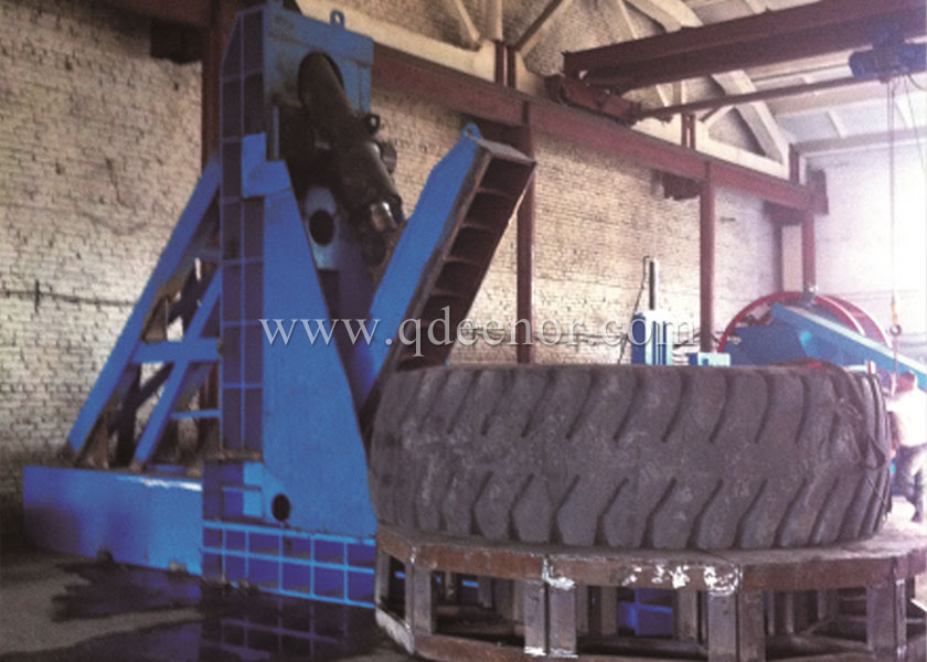 Tyre Bead Ring Cutter