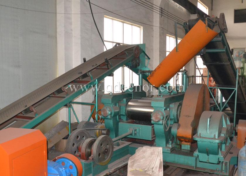 再生胶生产设备